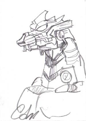 mechagodzilla coloring pages - gallery mechagodzilla sketch